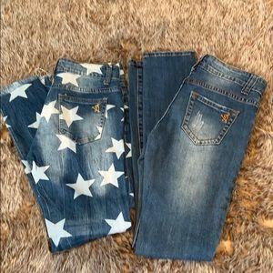 VIP women's jeans